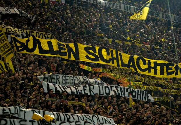 Dortmund accept 'drastic' Yellow Wall punishment over Leipzig trouble