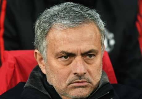 Mourinho: I won't run away or cry