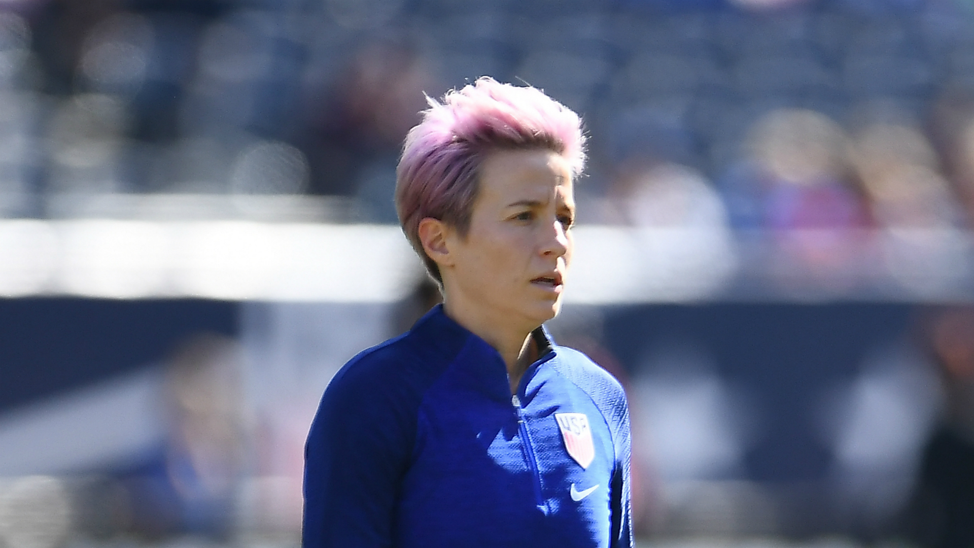 'It's an absolute joke!' - Rapinoe accuses football of failing players over racism