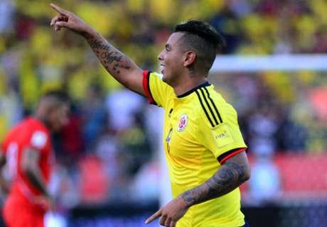 Con la mira en Colombia