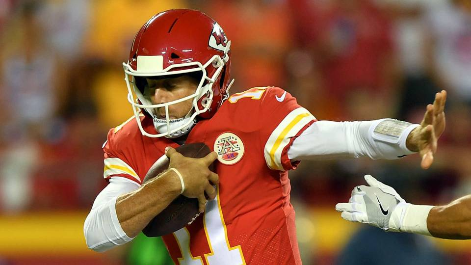 Image result for alex smith American football