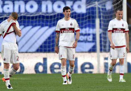 Sacchi blasts 'embarrassing' Milan