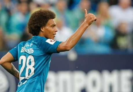 Juve target Witsel wants Zenit stay