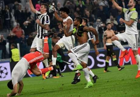 Juventus Susah Payah Bekuk Sporting