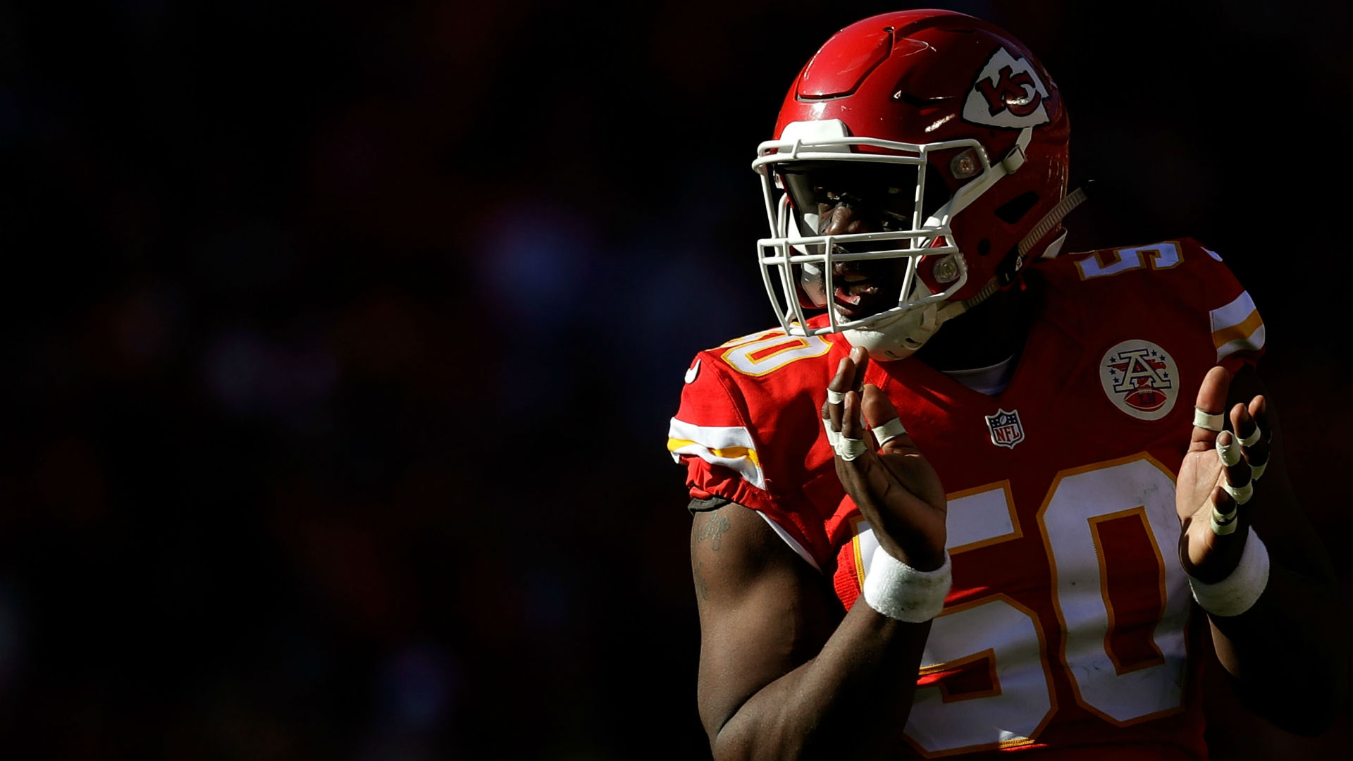 Chiefs will take all the Justin Houston they can against
