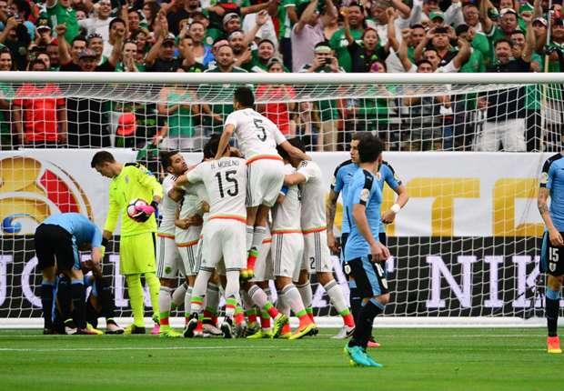 نتایج بازی های امروز کوپا امریکا : مکزیک 3 اروگوئه 1 /// ونزوئلا 1 جامائیکا 0
