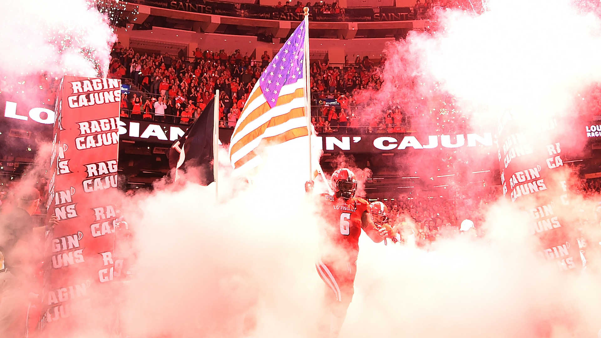 Louisiana-Lafayette football