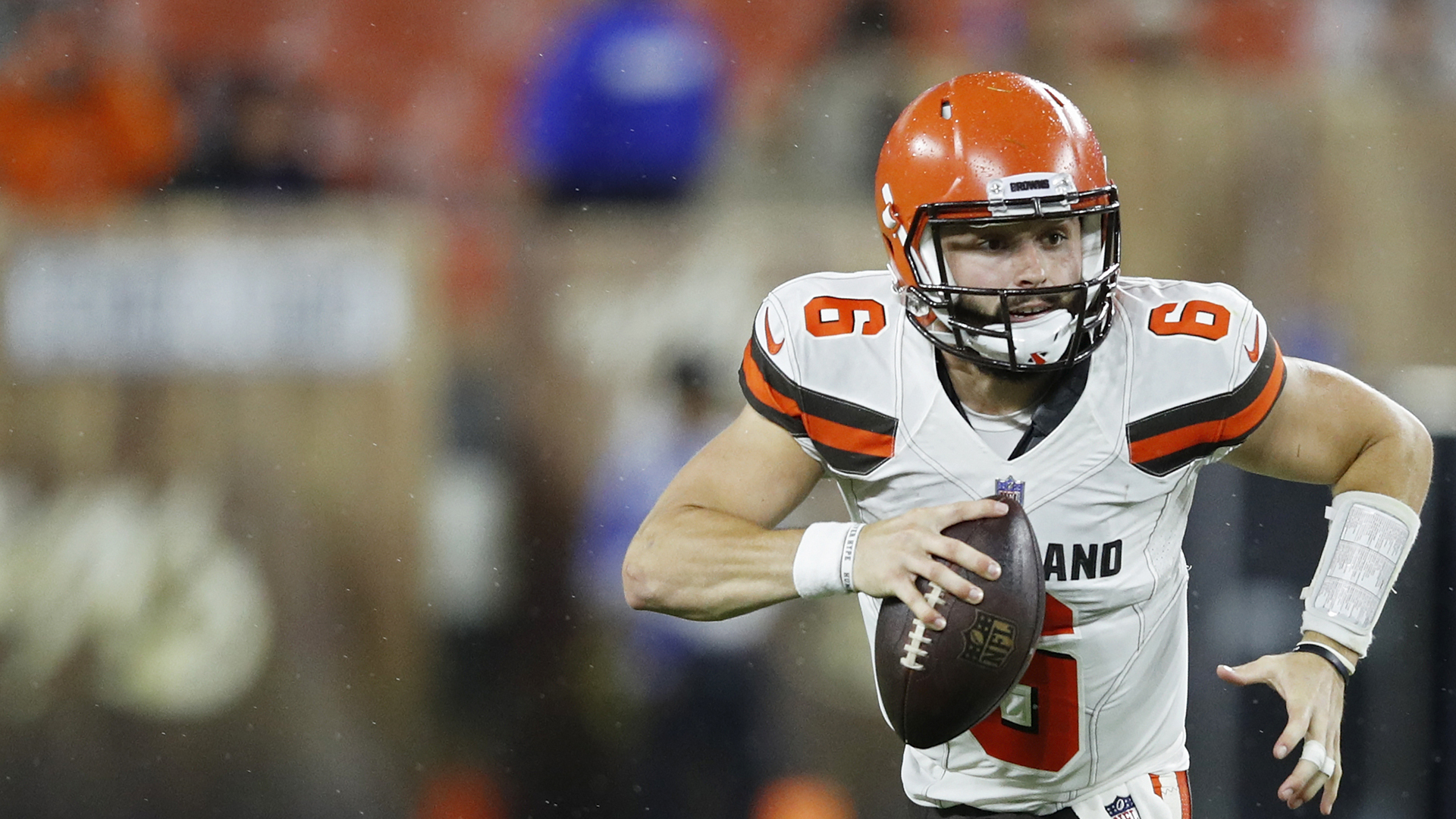 Browns' Baker Mayfield praises Drew Brees to continue the love