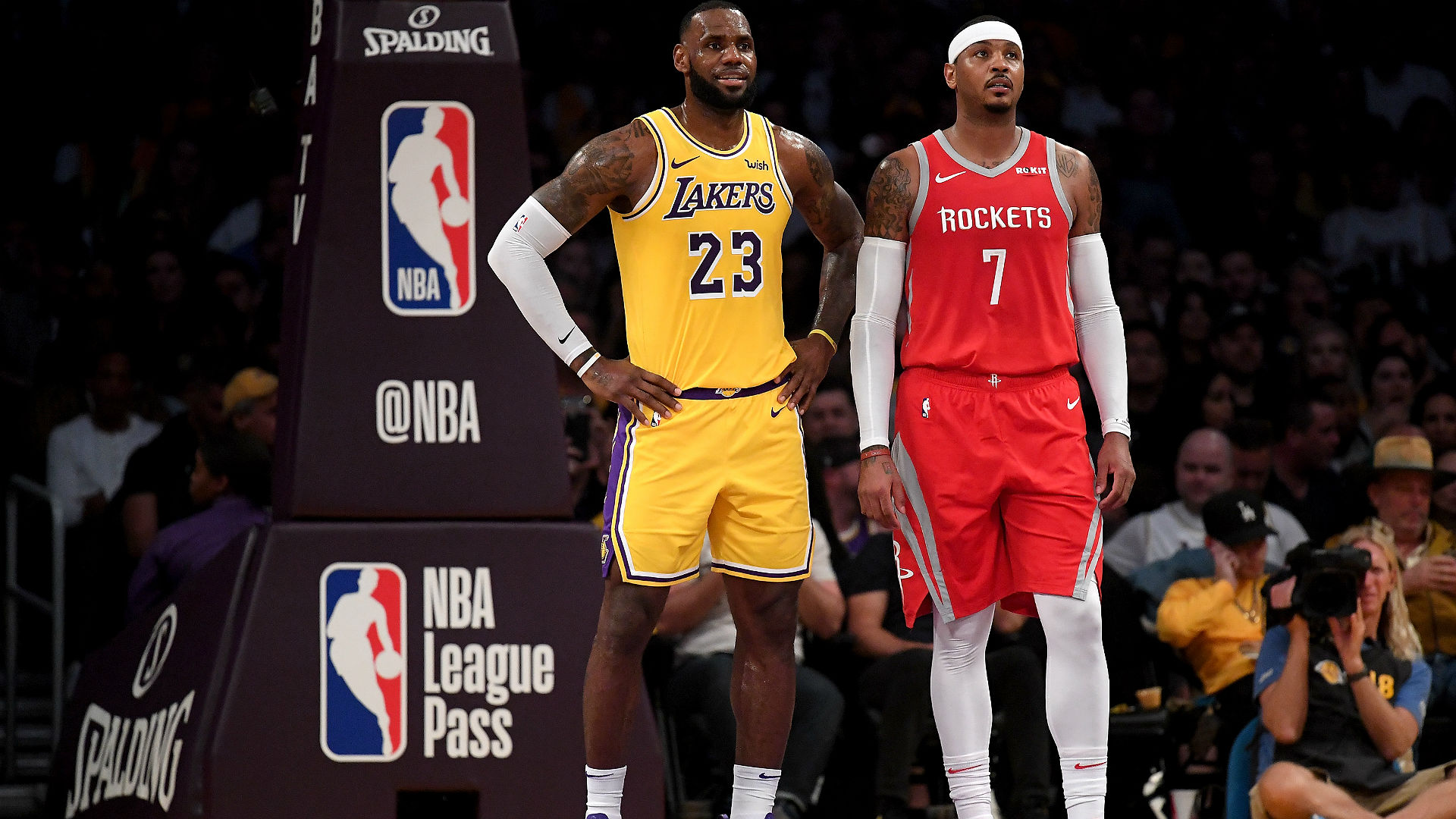 Lakers! LeBron James wants more context before responding to Kevin Durant's remarks