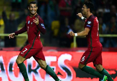 Goal tally not important to Ronaldo