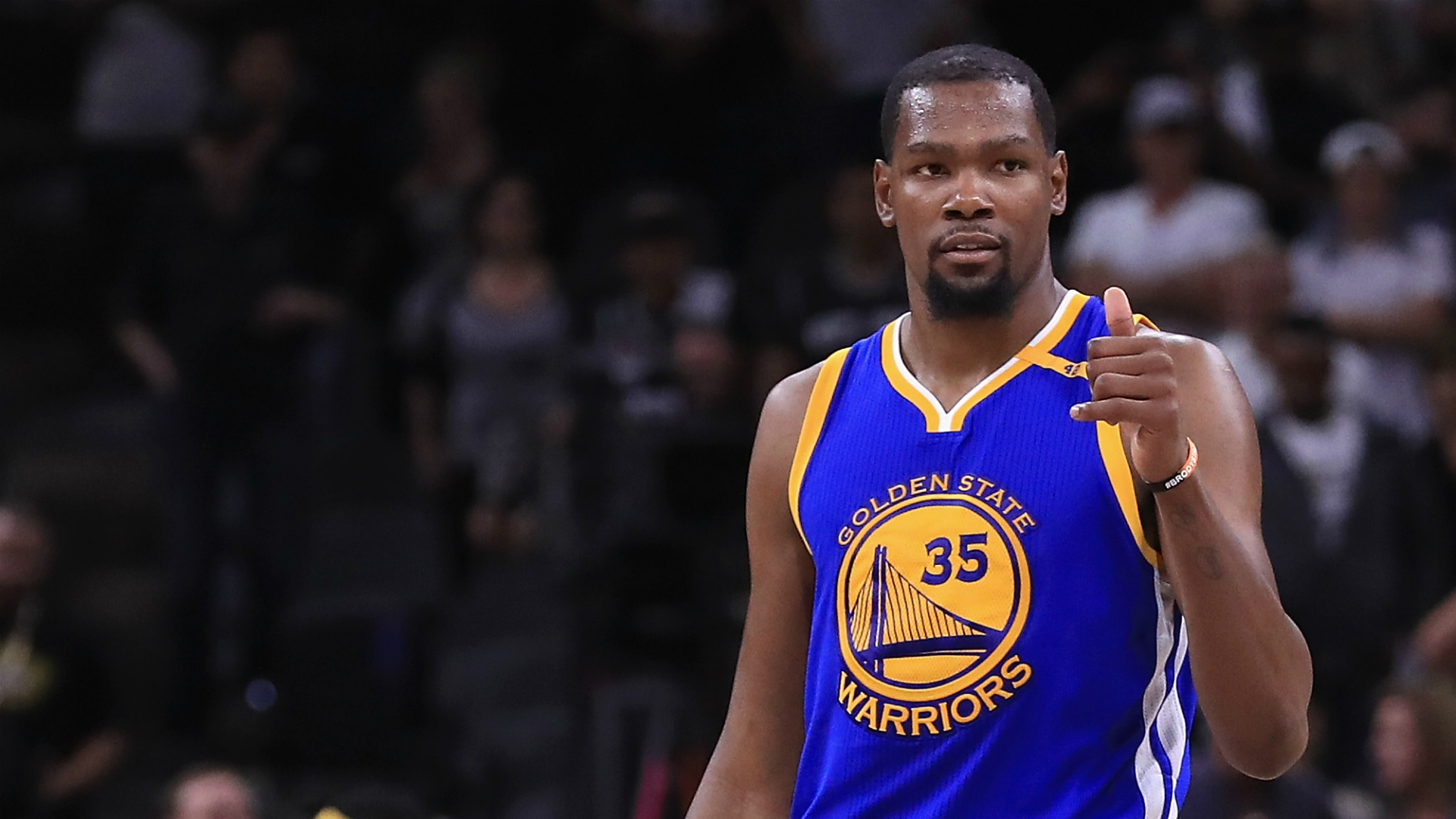 Kevin Durant says don't blame him because other teams are ...
