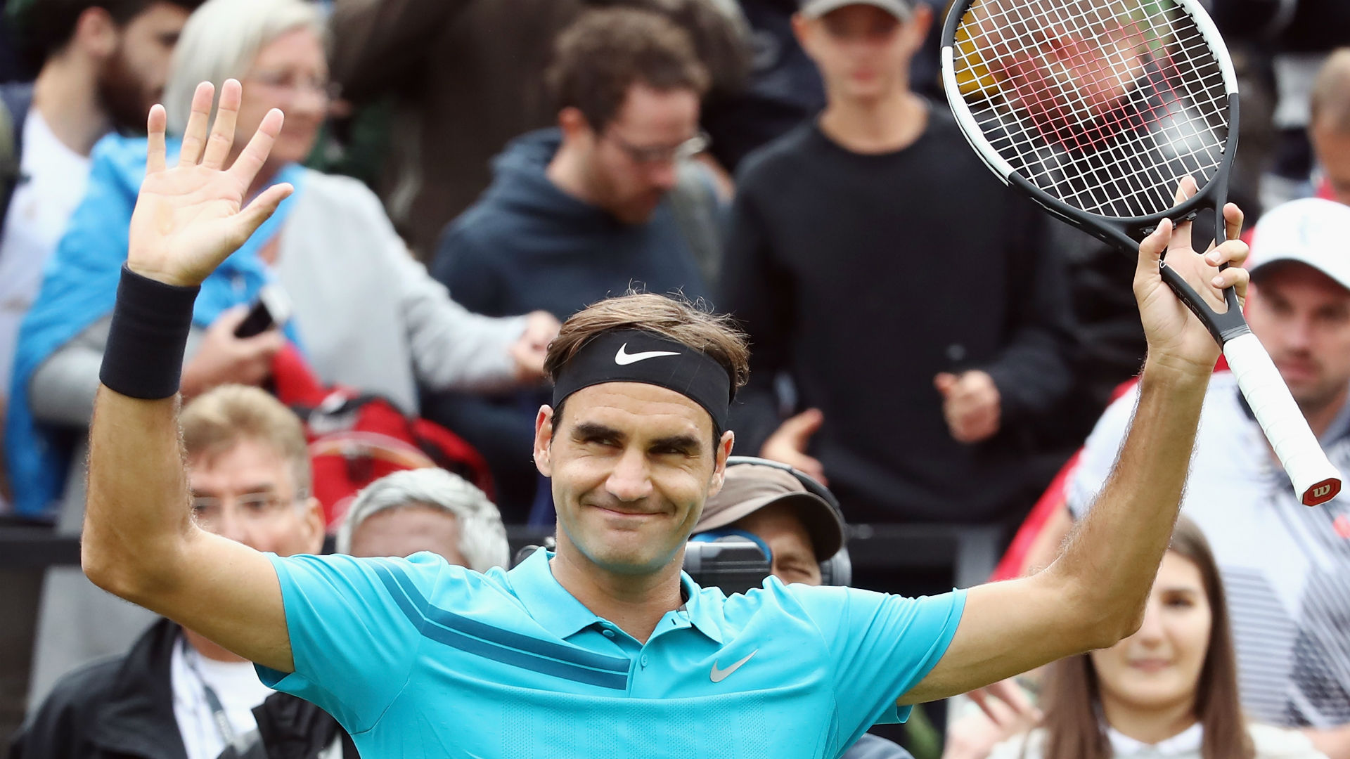 Roger Federer Rubbishes Talks Of Split With Long-Term Partner