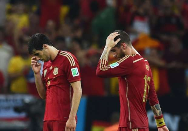 Xavi, Casillas, Villa, Alonso to depart - What next for Spain?