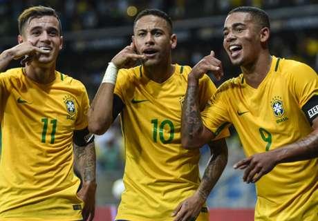 Socceroos to host Brazil