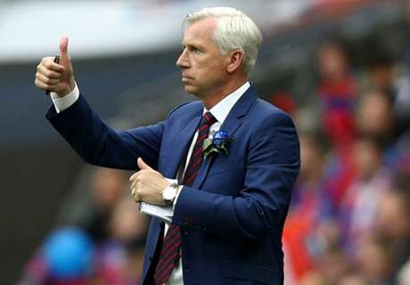 Pardew: Forgive me for my dance