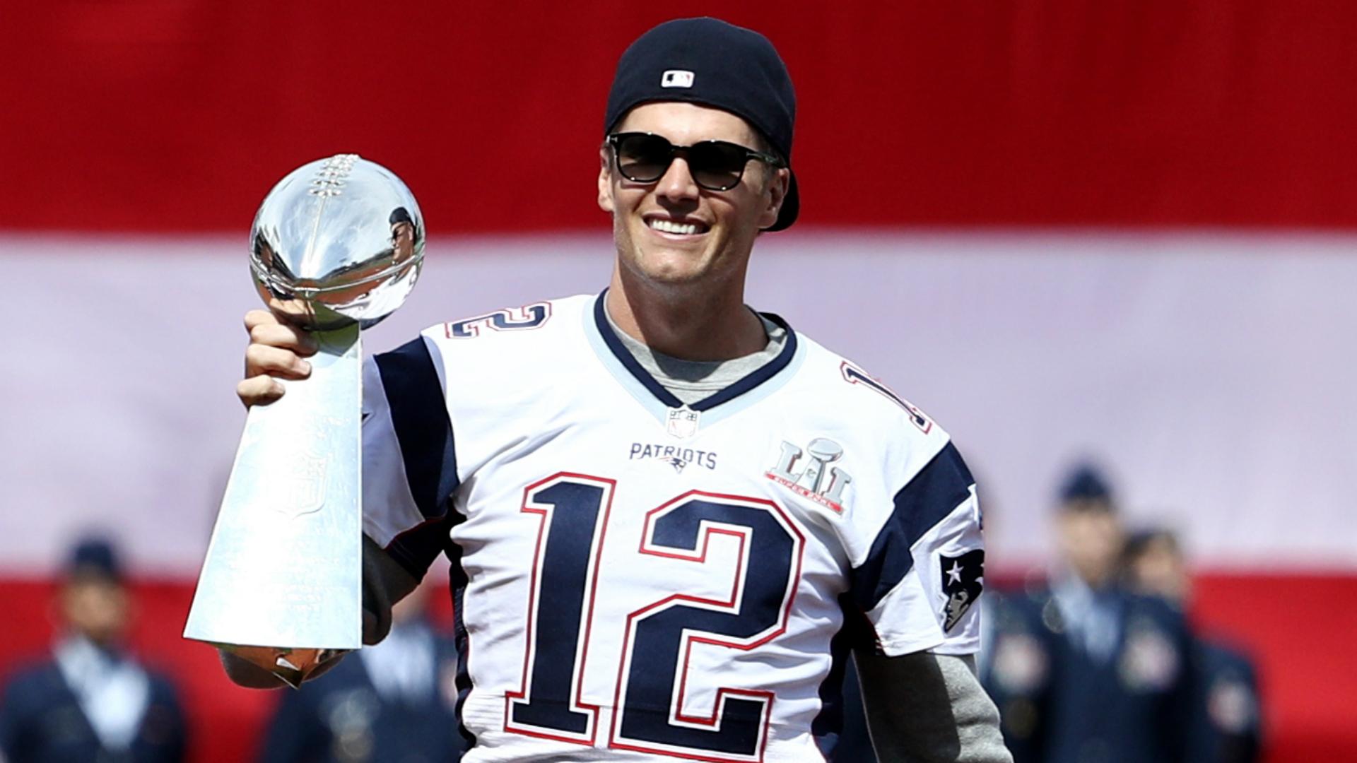Tom Brady, Aaron Rodge...