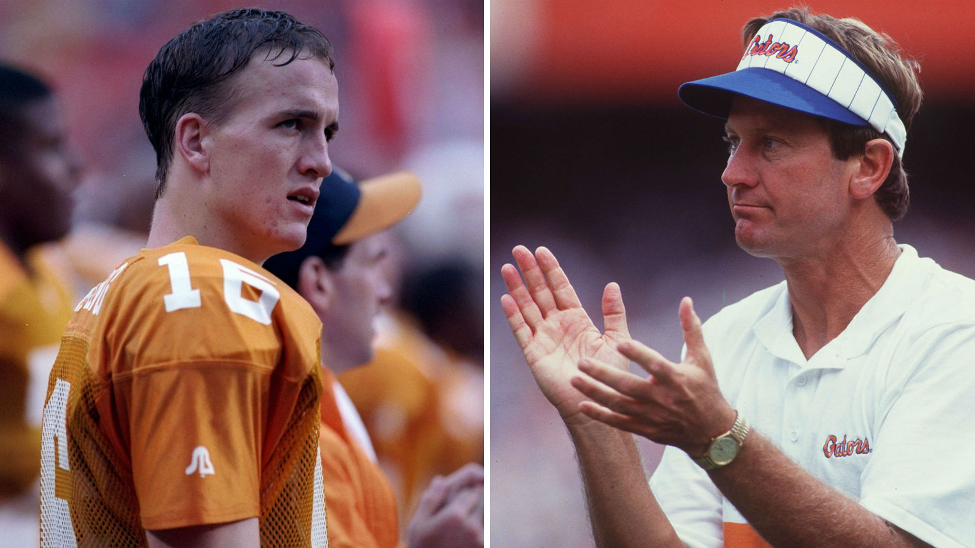 peyton manning steve spurrier lead college football hall
