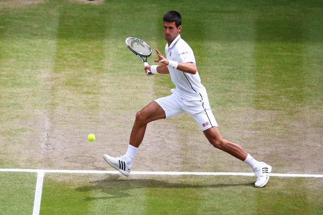Djokovic fights off Federer in Wimbledon epic