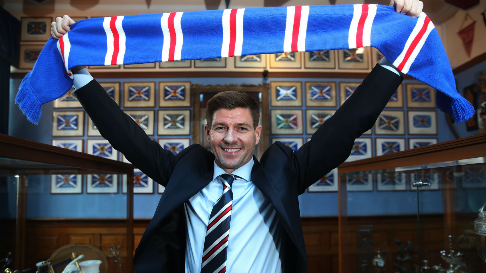 'Gerrard should be player-manager at Rangers' - Goram says Liverpool legend could 'dominate' in Scotland