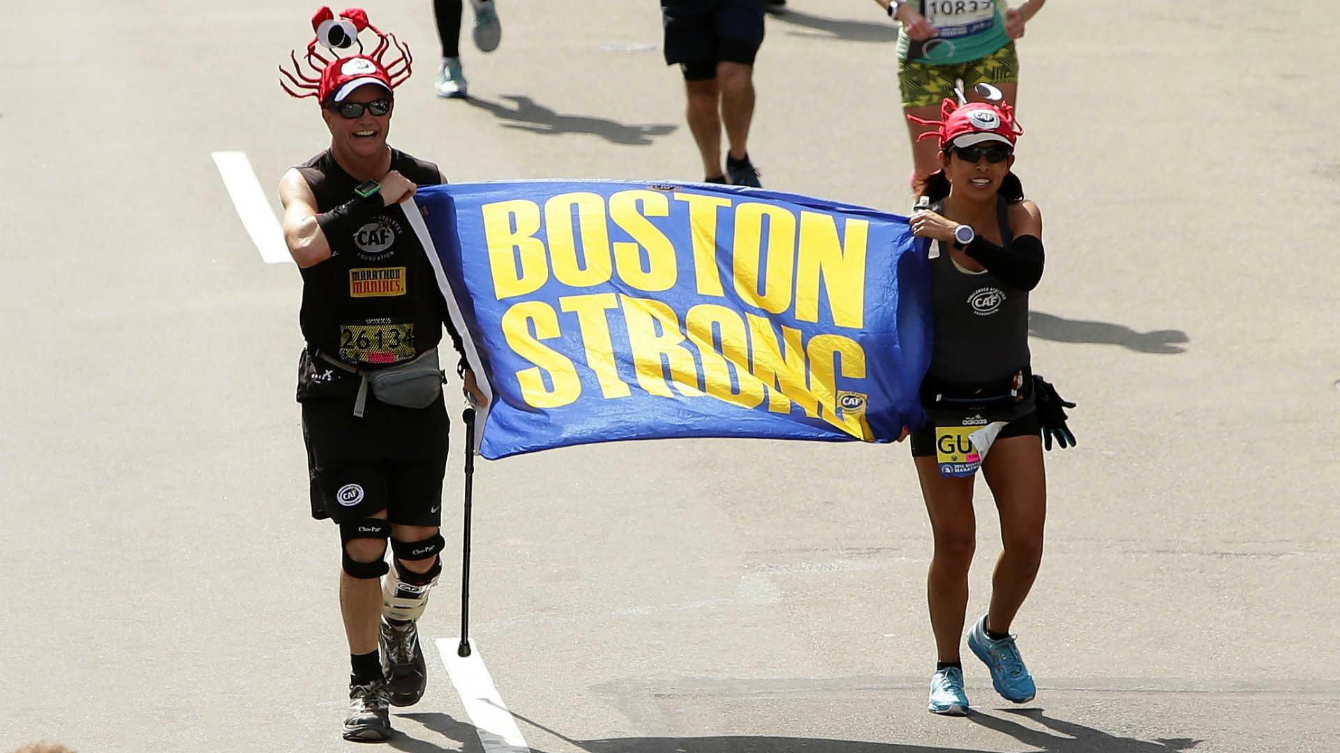 Boston Marathon's race director to run 30th 'solothon'