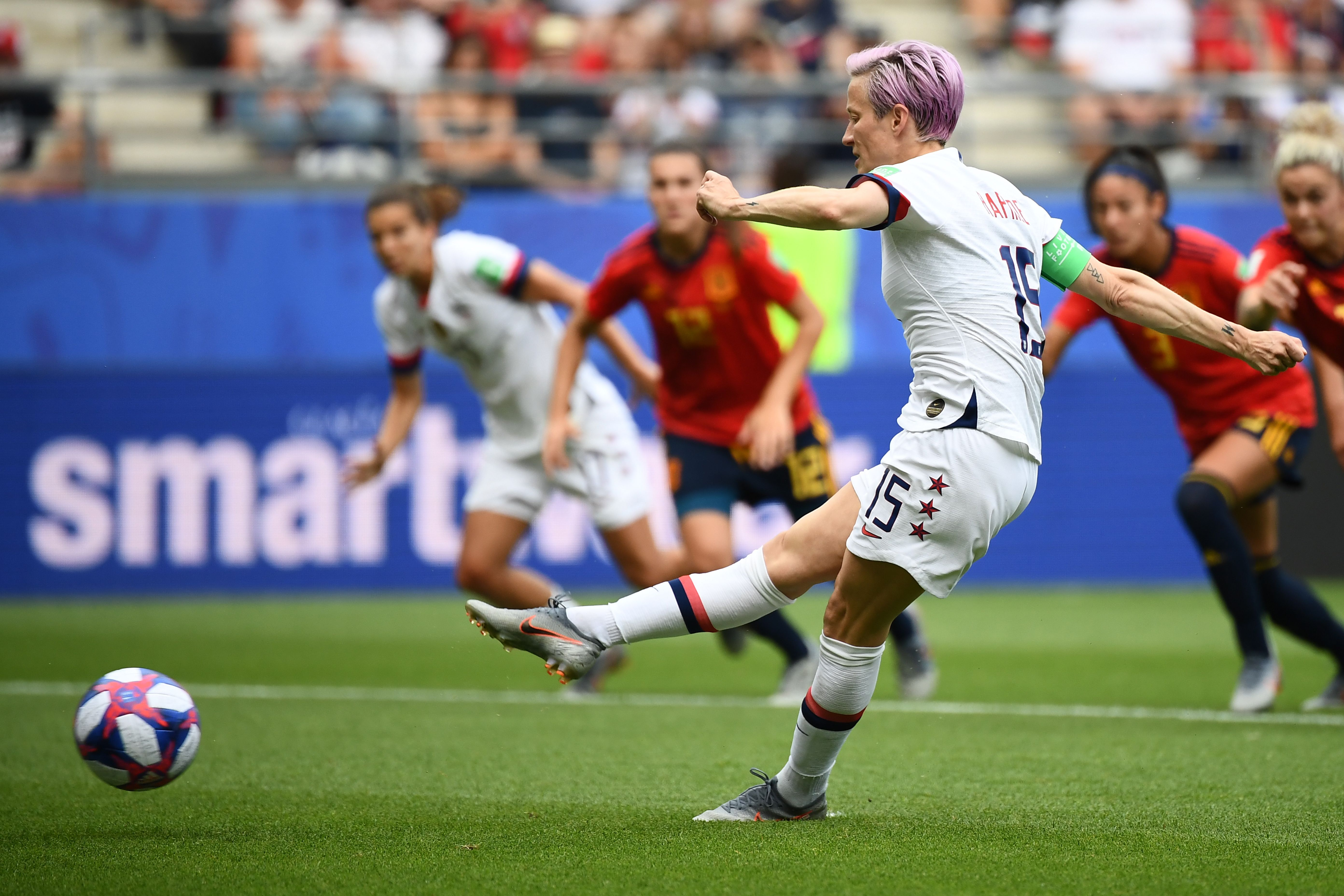 Women's World Cup 2019: 3 takeaways from USA's close win over Spain