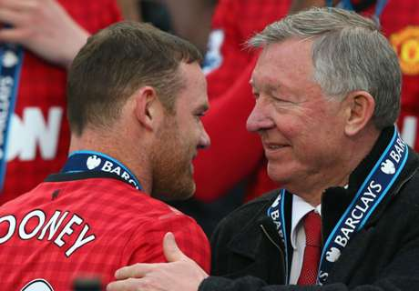 Tough to match Rooney - Ferguson