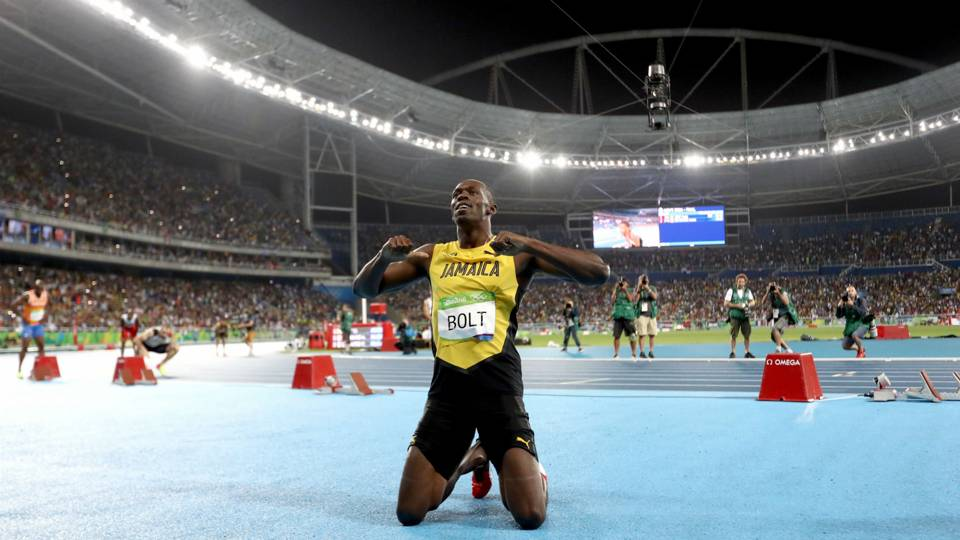 Rio Olympics 2016 Usain Bolt Wants To Be Among Ali And Pele