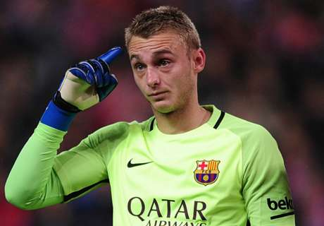 Cillessen to consider Barcelona exit