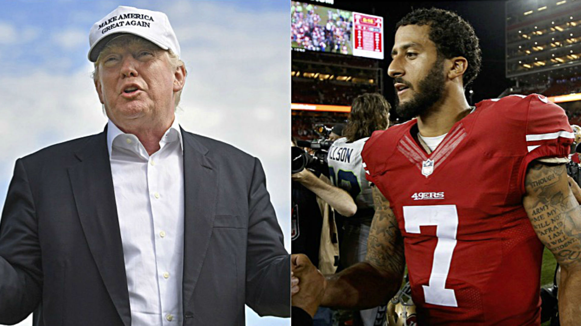 President Trump asks NFL players to suggest people for pardons