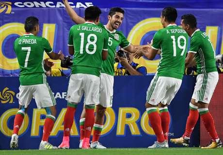 Report: Mexico 1 Honduras 0