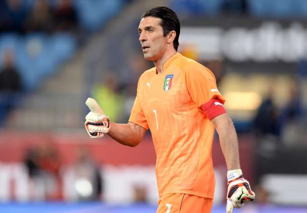 You'll have to sweat to beat Italy, Buffon warns England