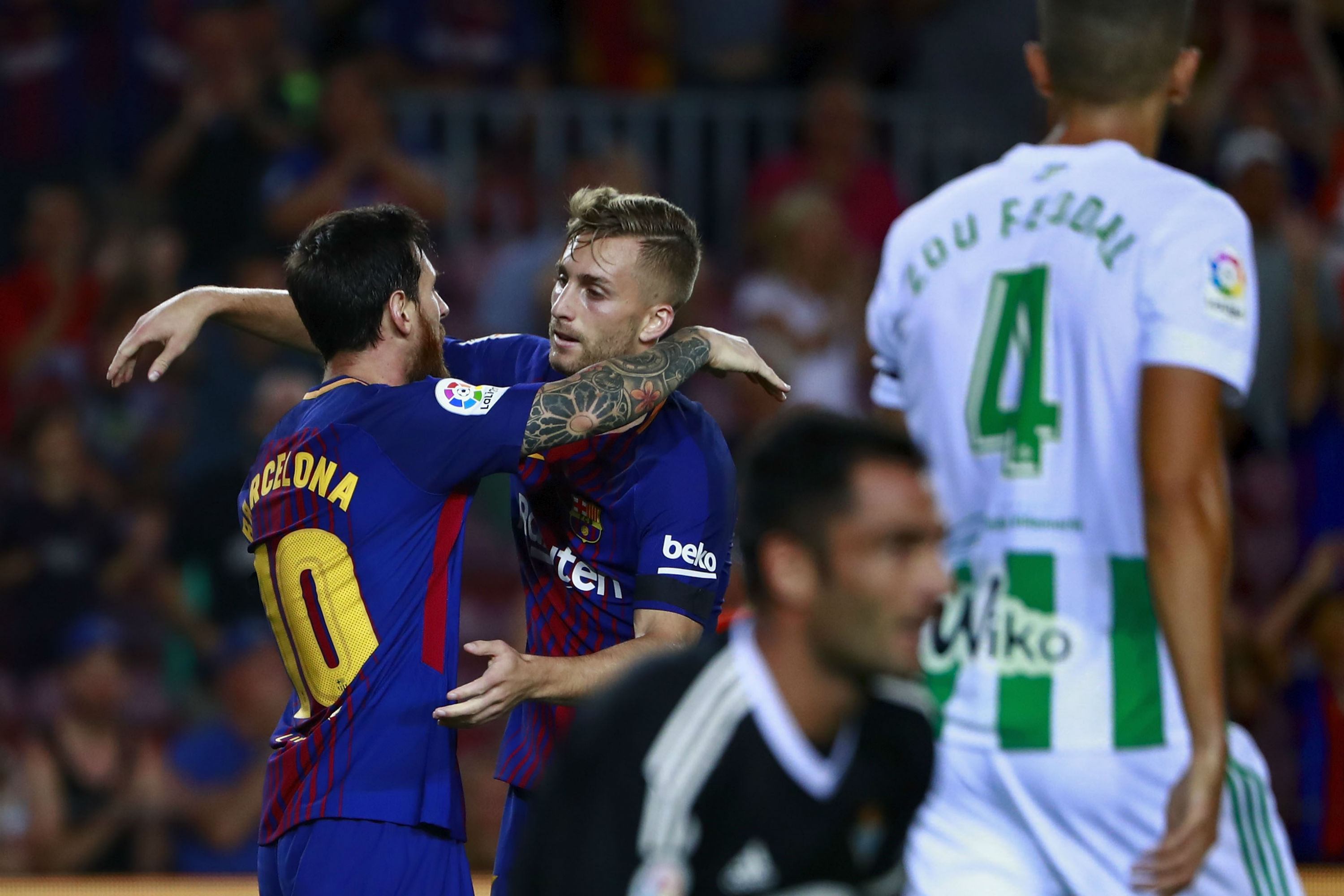 Barcelona v Real Betis Preview