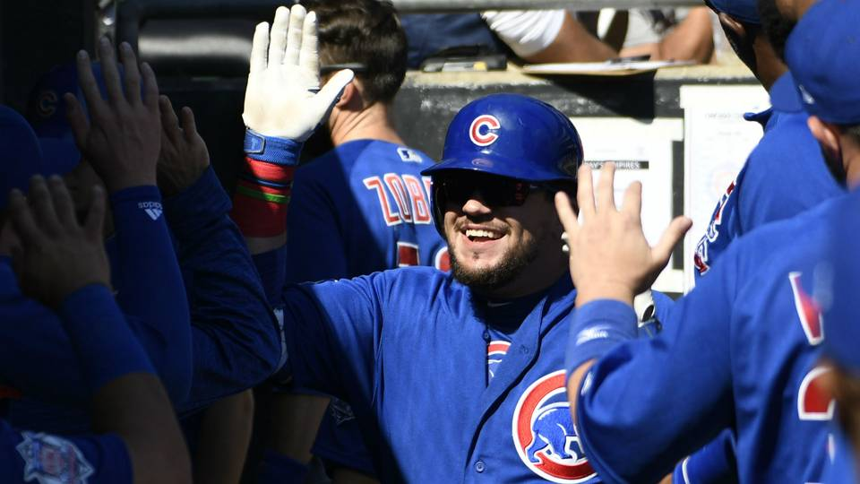 MLB wrap: Cubs move closer to clinching NL Central with win over White Sox