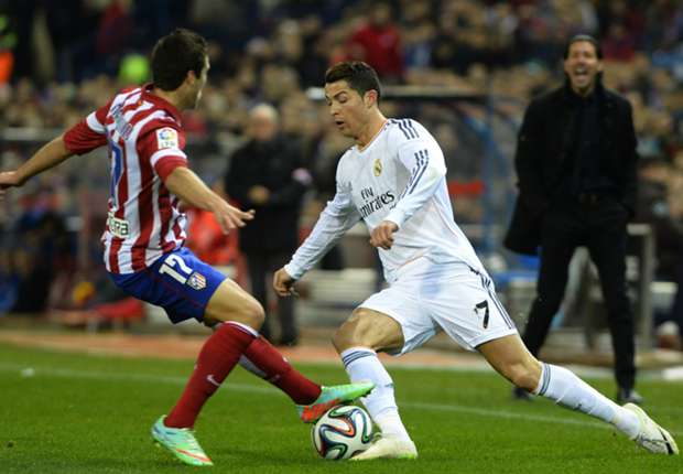 Atletico suffer Manquillo blow