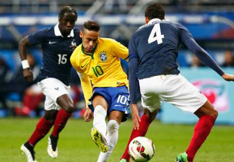 Dunga: Neymar must win the World Cup