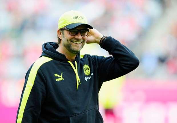 Klopp está al frente del Borussia desde 2008