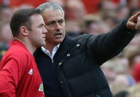Mourinho: Rooney is going nowhere