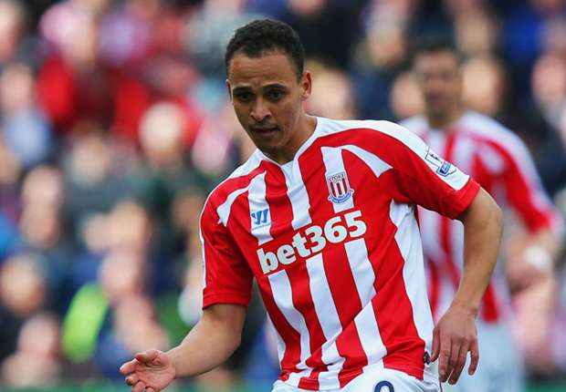 Peter Odemwingie signs new deal with Premier League Stoke City