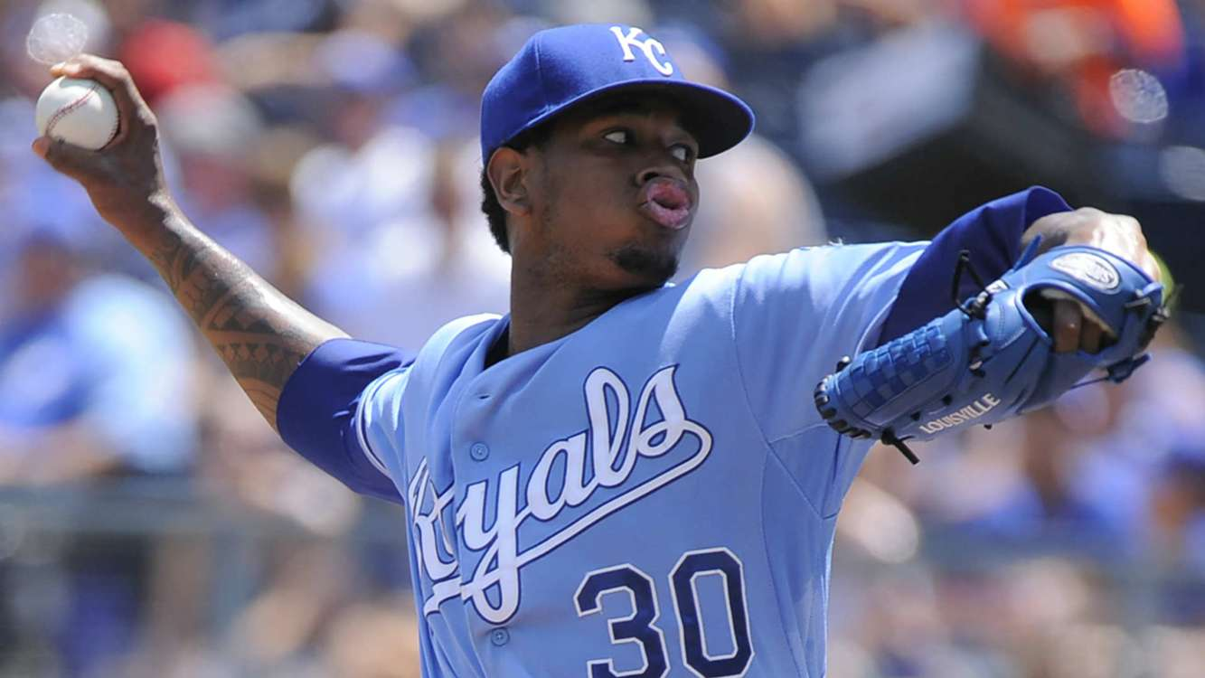 Kansas City Royals pitcher killed in car crash