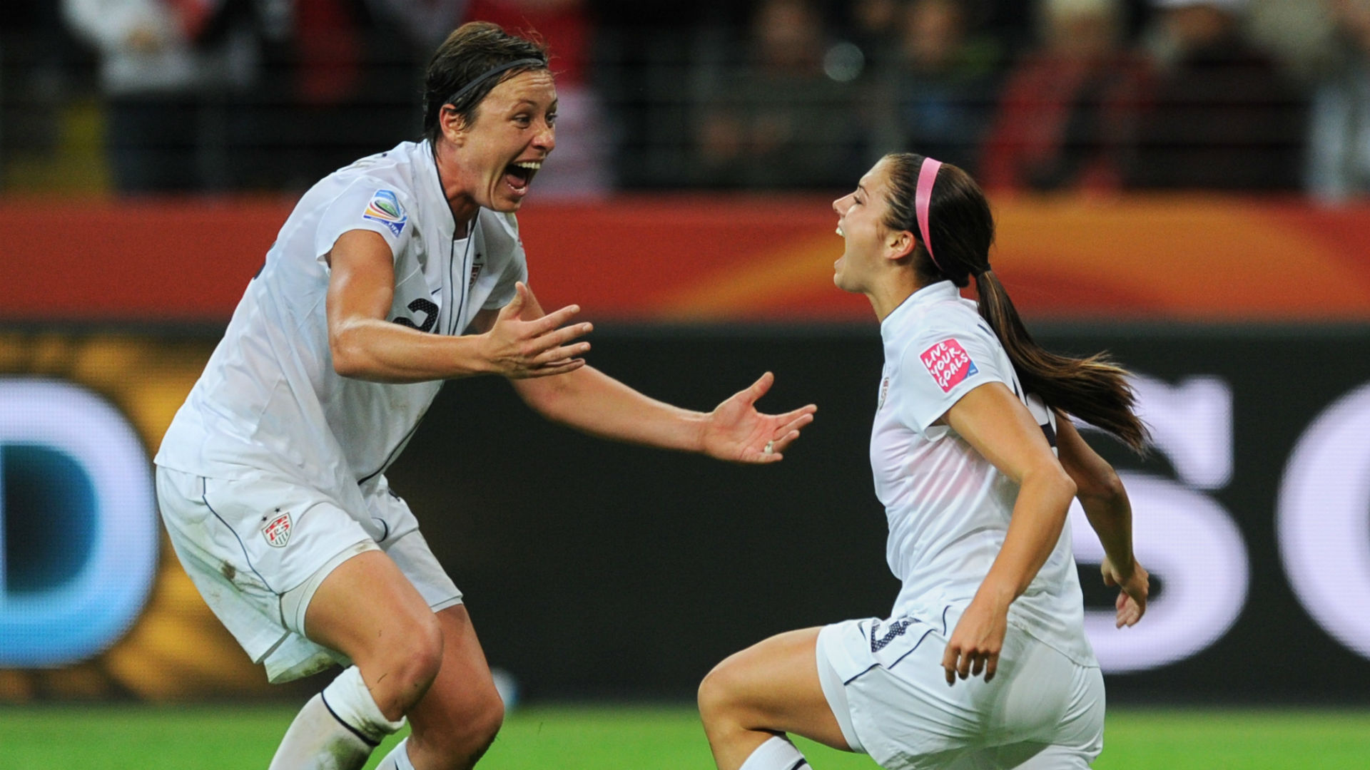 US Womens World Cup Preview Abby Wambach Hope Solo Seek Elusive Title
