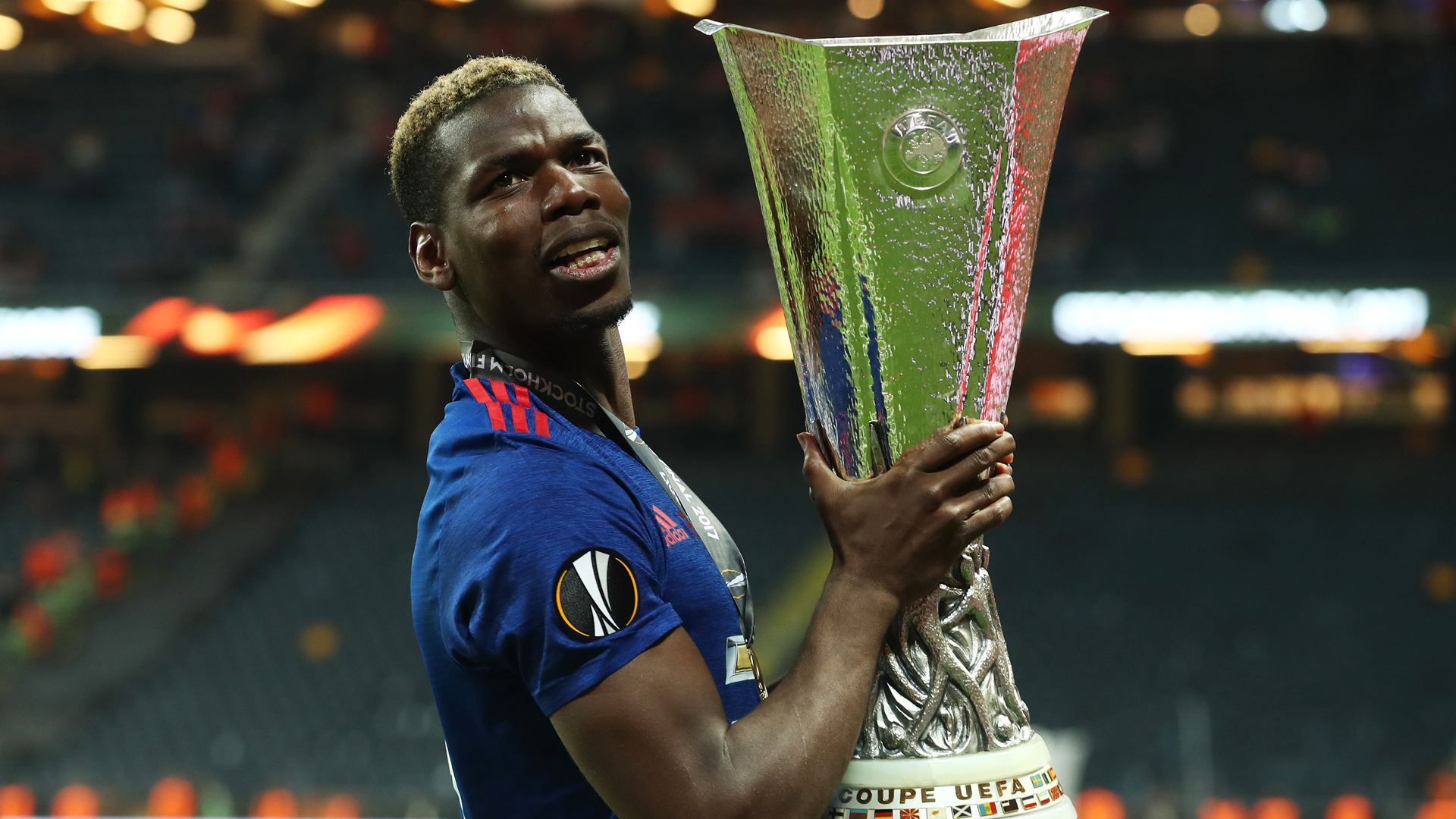 We played for the people who died, says Pogba