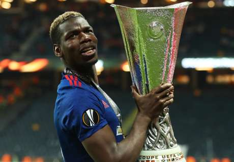 Pogba: I'd be happy if Juve win UCL