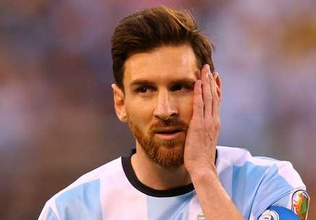 Bauza explains Messi's Argentina return