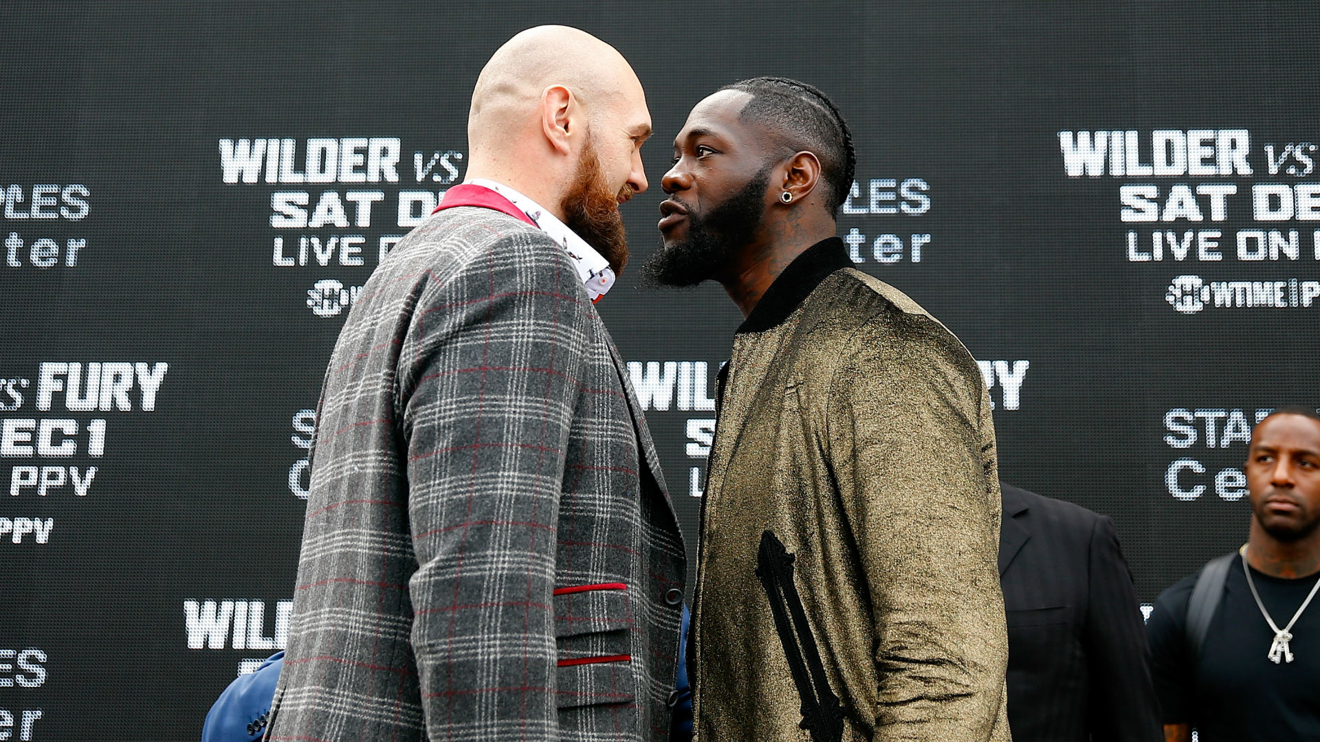 Amazing Fury survives two knockdowns to earn draw with Wilder