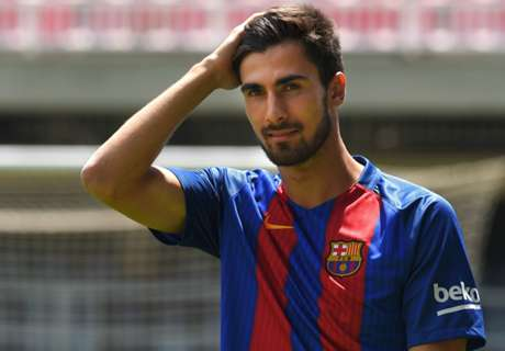 Barca: Andre Gomes injury is minor
