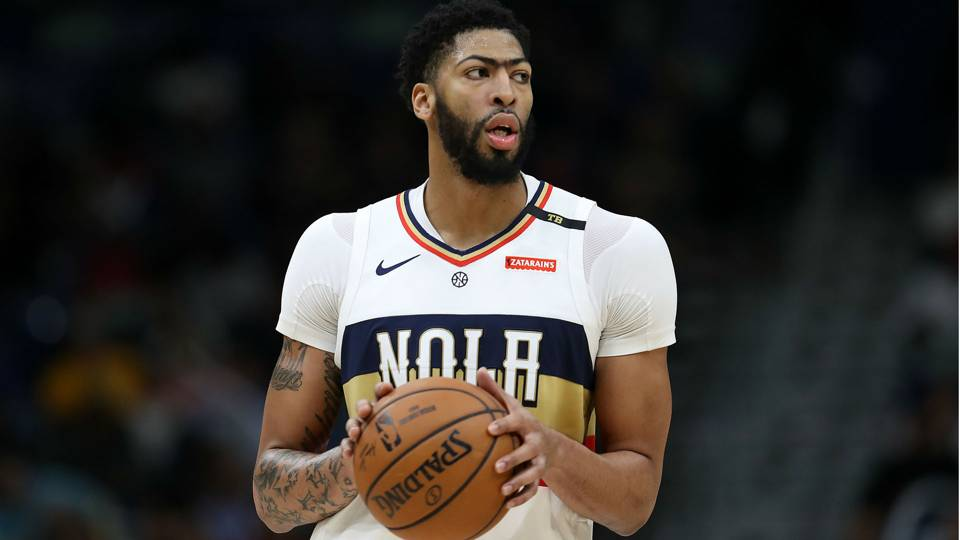Anthony Davis injury update  Pelicans star  good to play  in All-Star Game 5c7fbce83