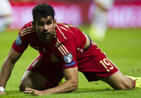 Diego Costa: I must score more