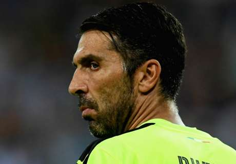 Buffon's run comes to an end