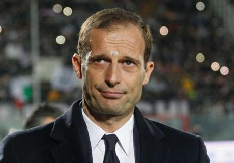 Allegri eyes legendary status