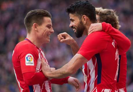 Atletico will not stop chasing Barcelona - Gameiro